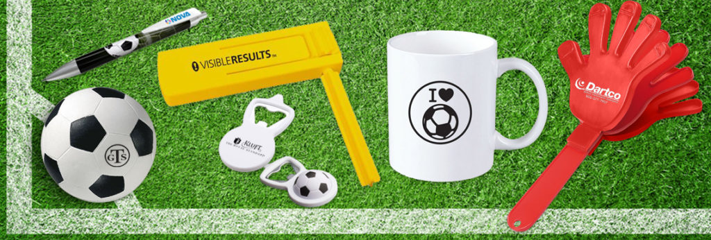 Stay on the ball with your customers – with personalised football-themed gifts