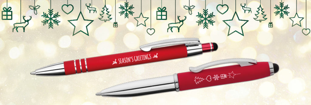 Ballpoint Pens as Promotional Christmas Gifts – Keep your Holidays Stress-Free with Timely Planning
