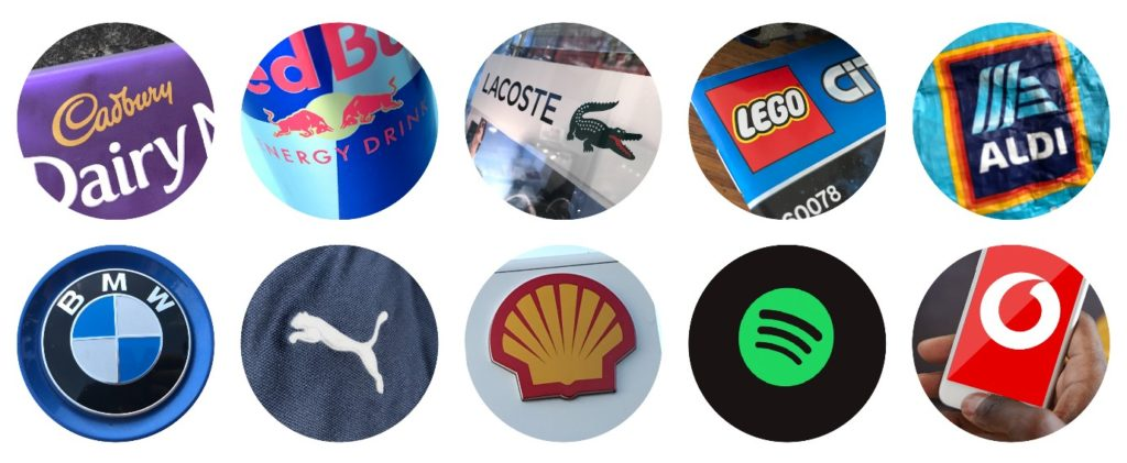 We Asked 100 People to Draw Famous Logos from Memory. Here Is What They Drew.